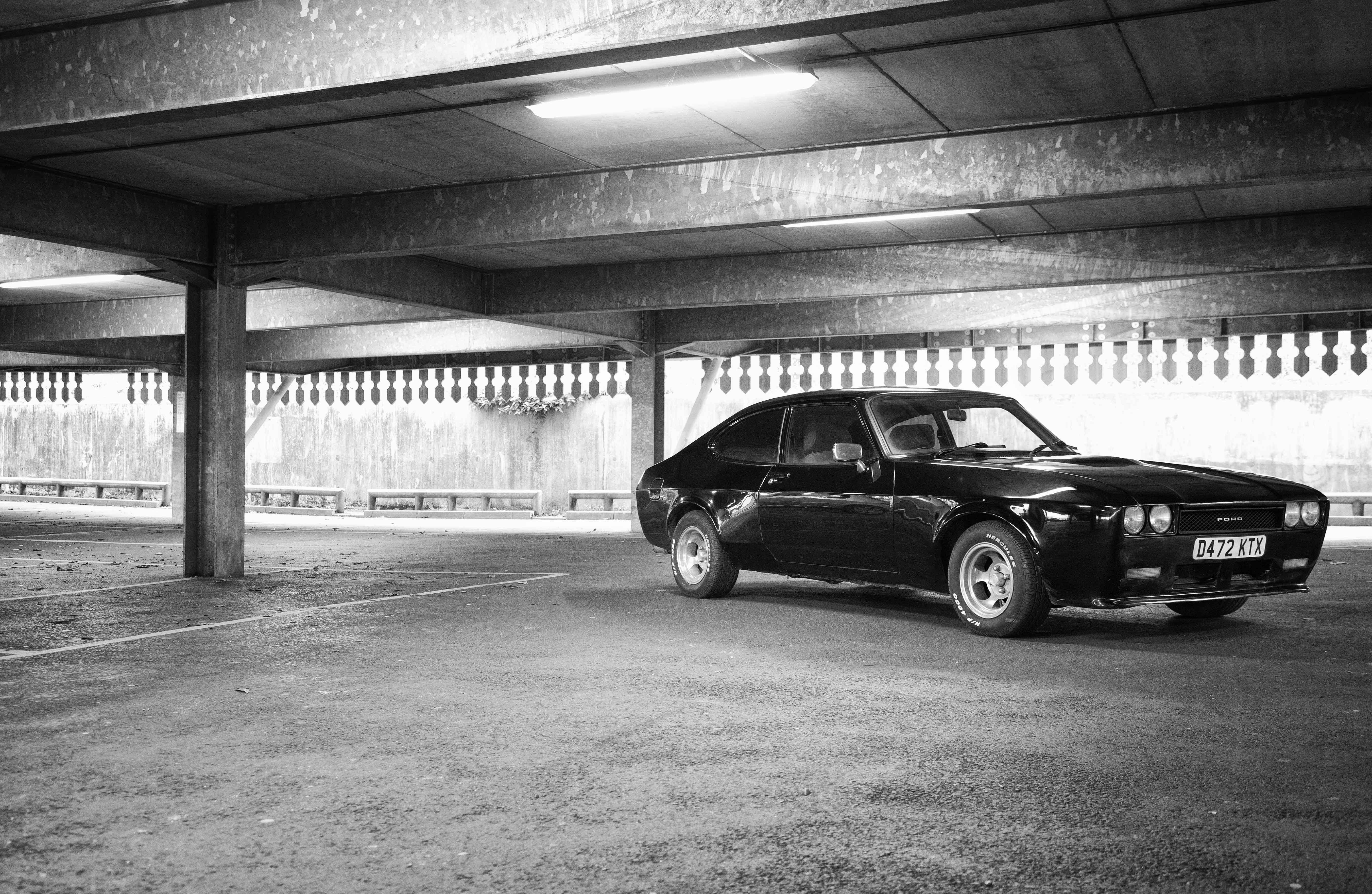 The Ford Capri A Modern Classic