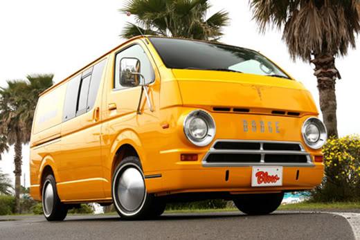 small van - Cali Dodge