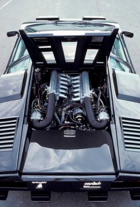 Lamborghini Countach, 1988 (LP112D26 Countach Anniversario 25th)