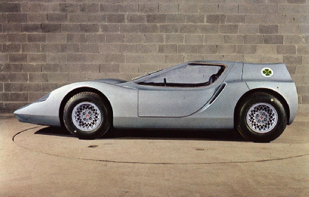 966 Giulia Scarabeo Coupe