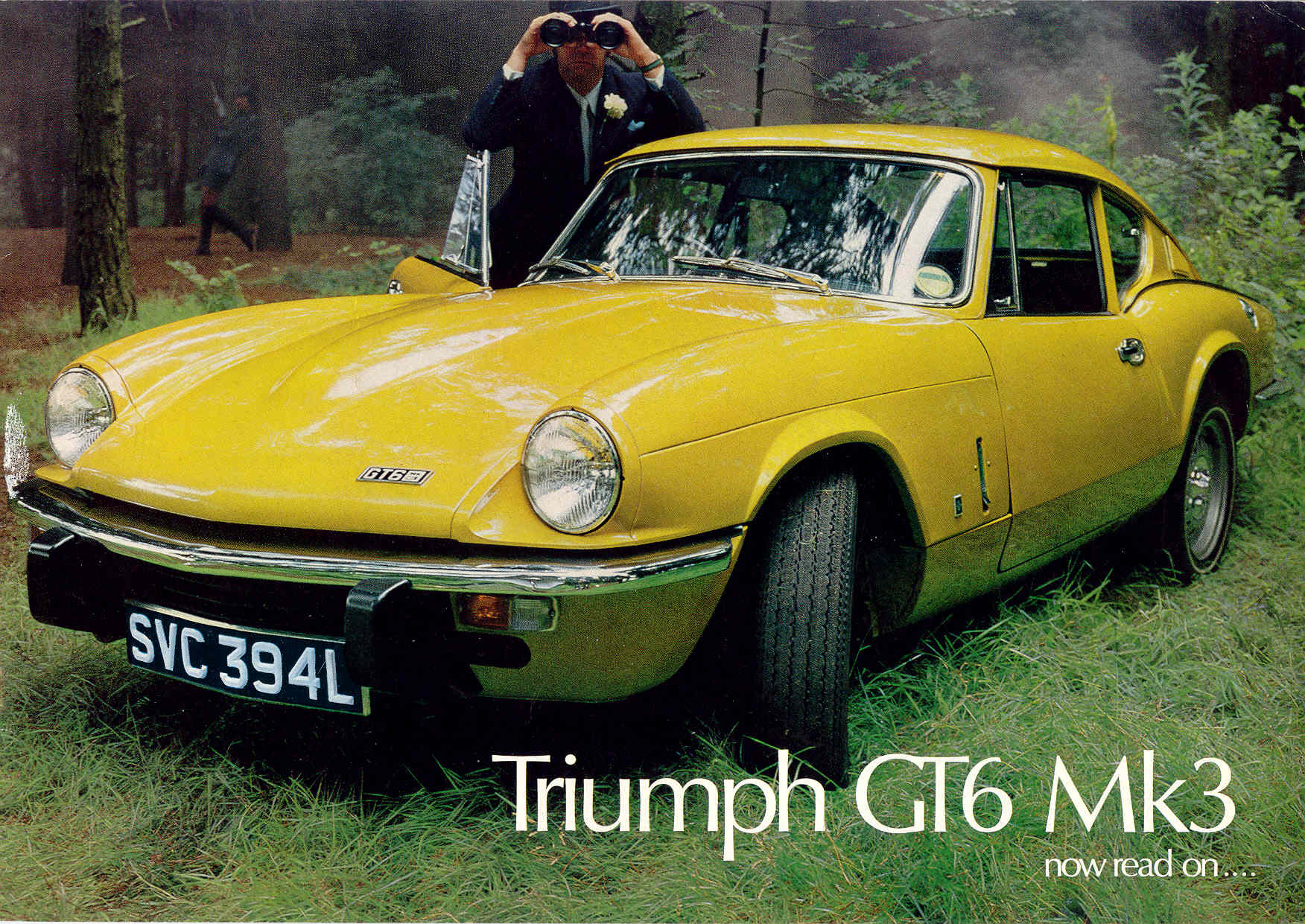 Triumph Gt6 Influx Magazine