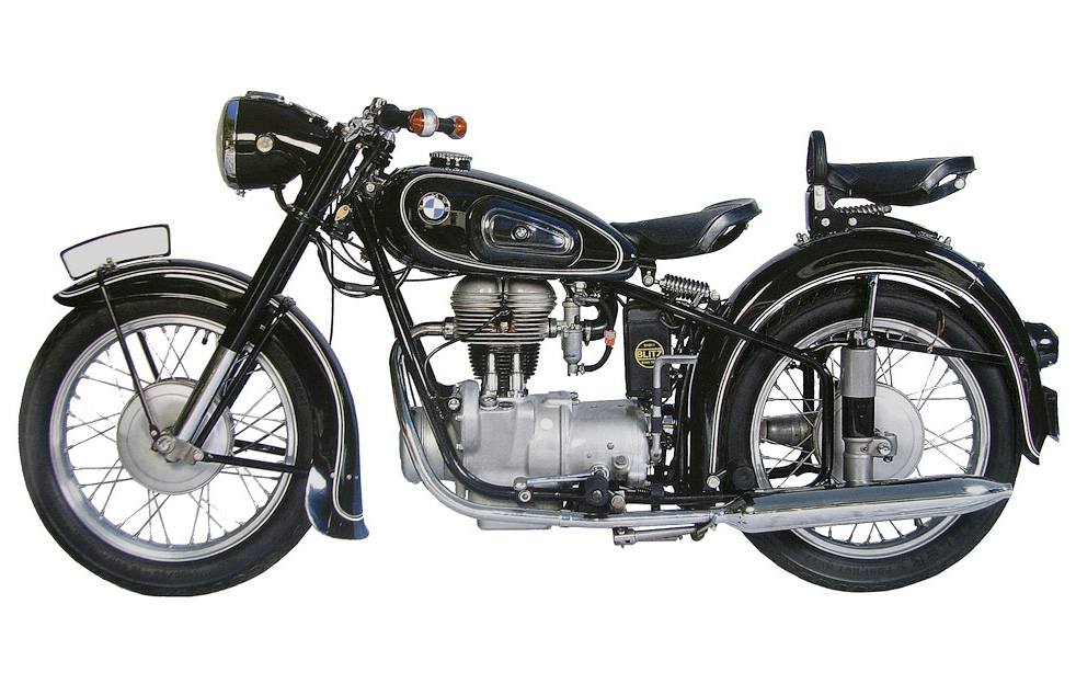 bmw r25 motorcycle a fifties classic. Black Bedroom Furniture Sets. Home Design Ideas