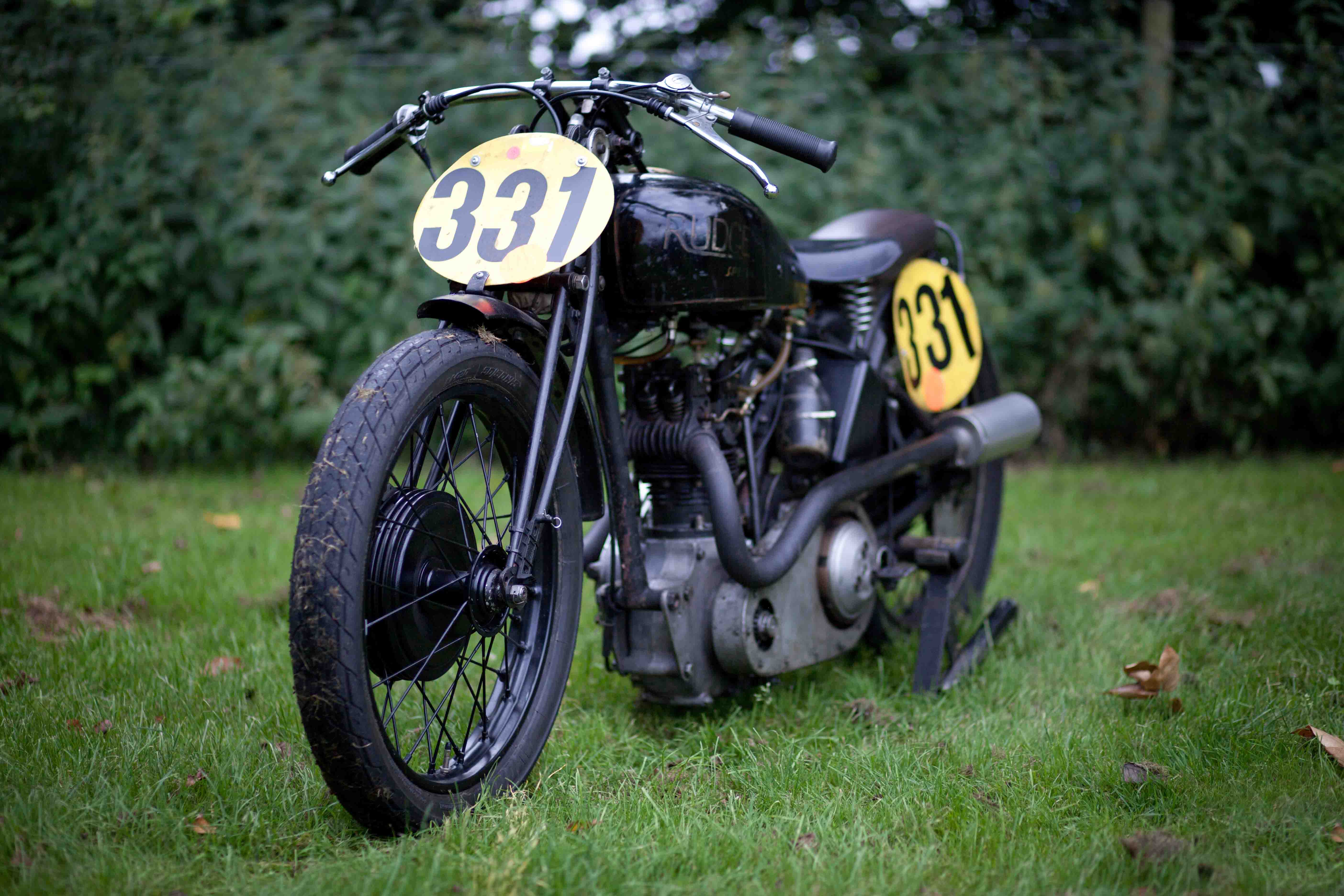 Rudge Motorcycles And Enthusiasts
