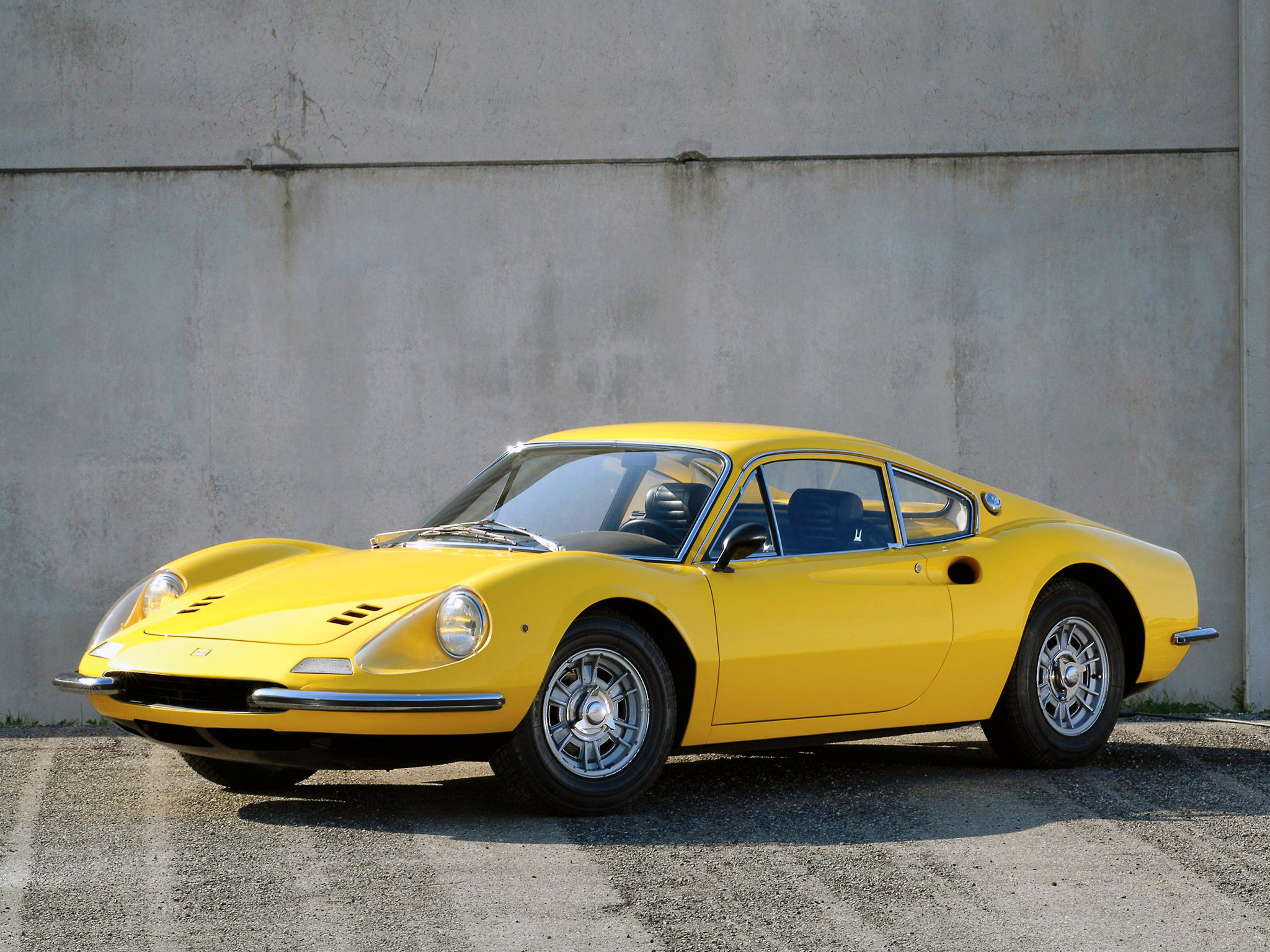 Friday Car Crush Ferrari 246 Gt Dino