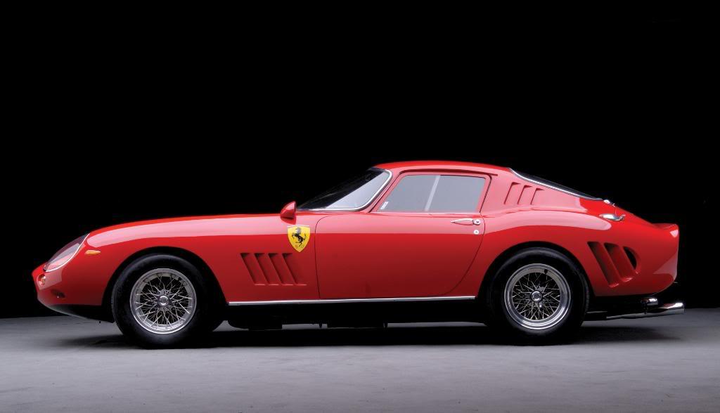 Miles Davis And The Ferrari 275 Gtb Influx Magazine