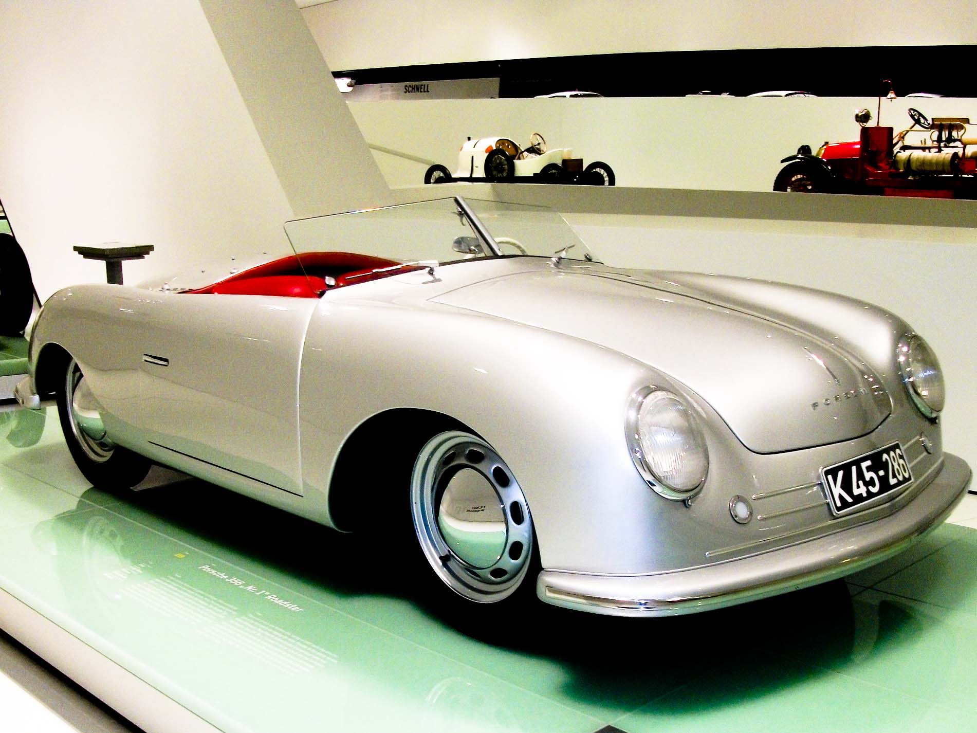 Porsche 356, from the beginning | Influx Magazine Feature on