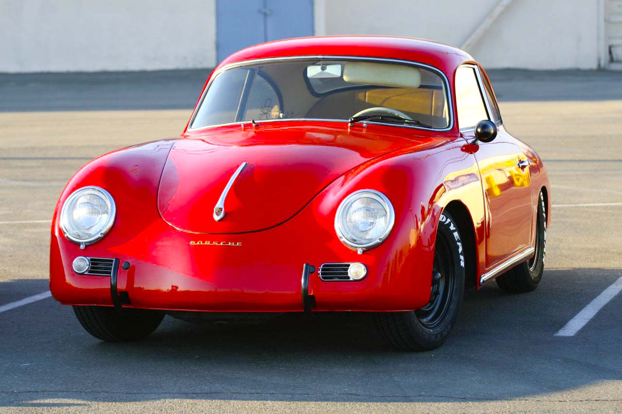 Porsche 356 The Outlaw Influx Magazine Feature