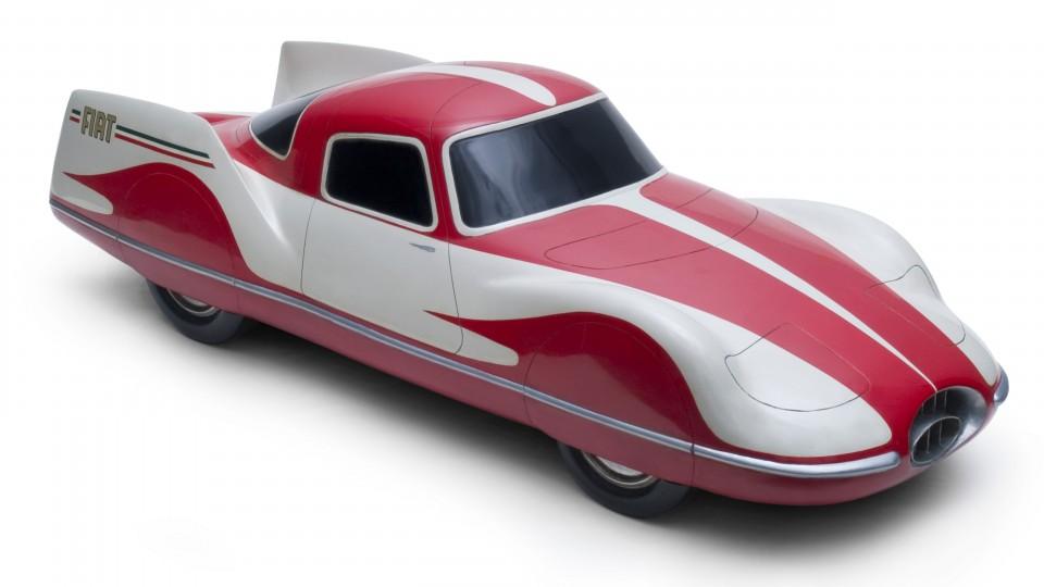 Fiat Turbina Influx Magazine