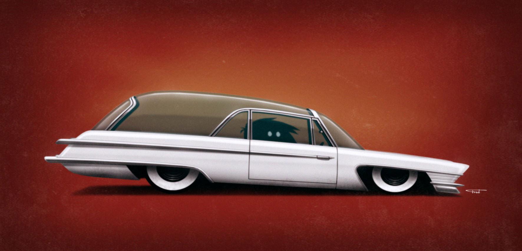 Fred-car