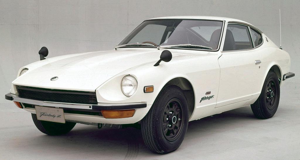 1969 240Z