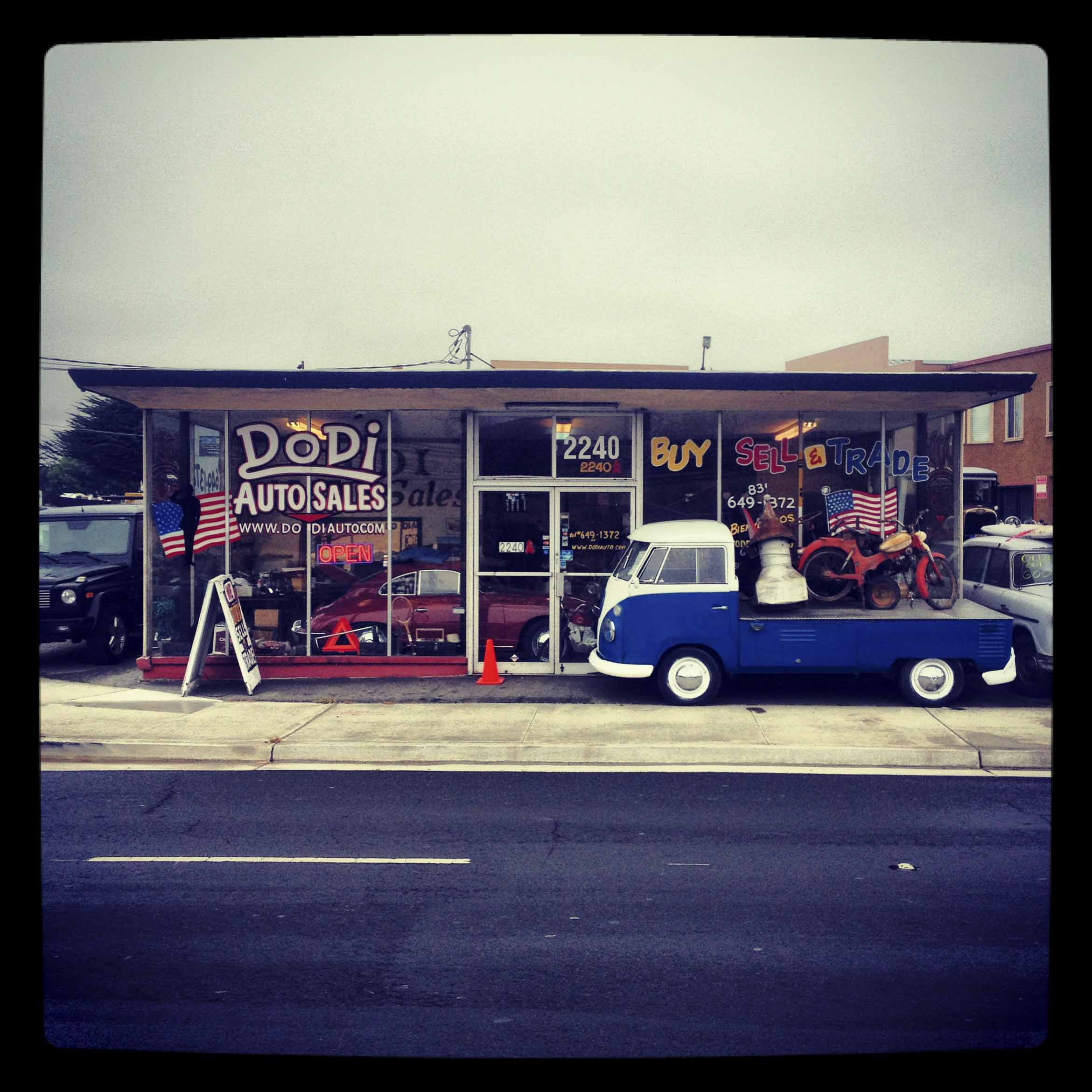 Dodi's car sales Monterey (1 of 1)