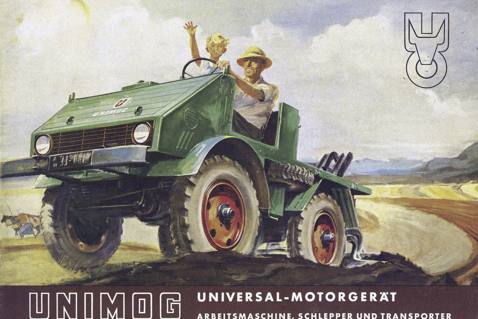 Mercedes-Unimog-4