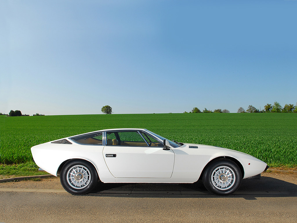 The Khamsin: classic early seventies Bertone-ism