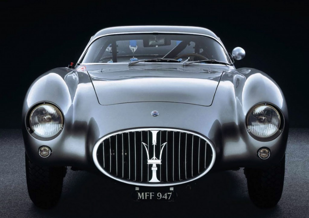 The A6G Berlinetta; made for gentlemen racers...