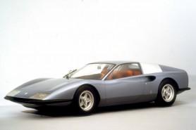 Amazingly period perfect concept form the Berlinetta Boxer