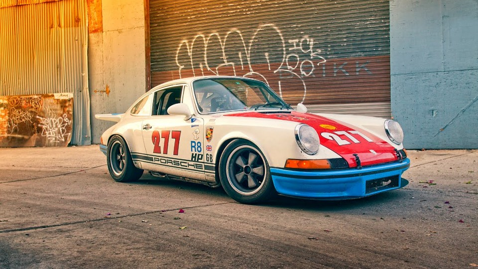Porsche Prophet - Influx