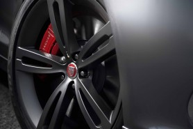 Suitably badass rims and calipers...