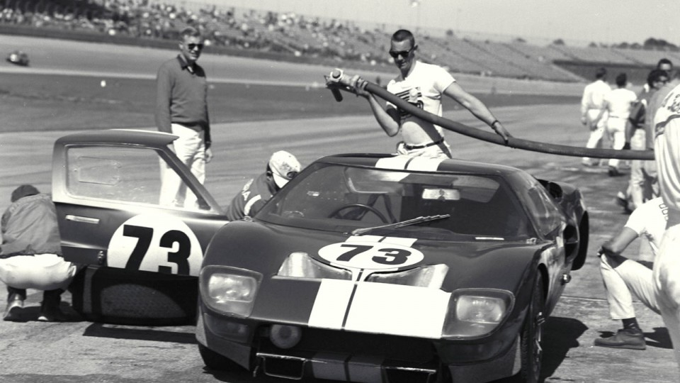 Ford Gt The History