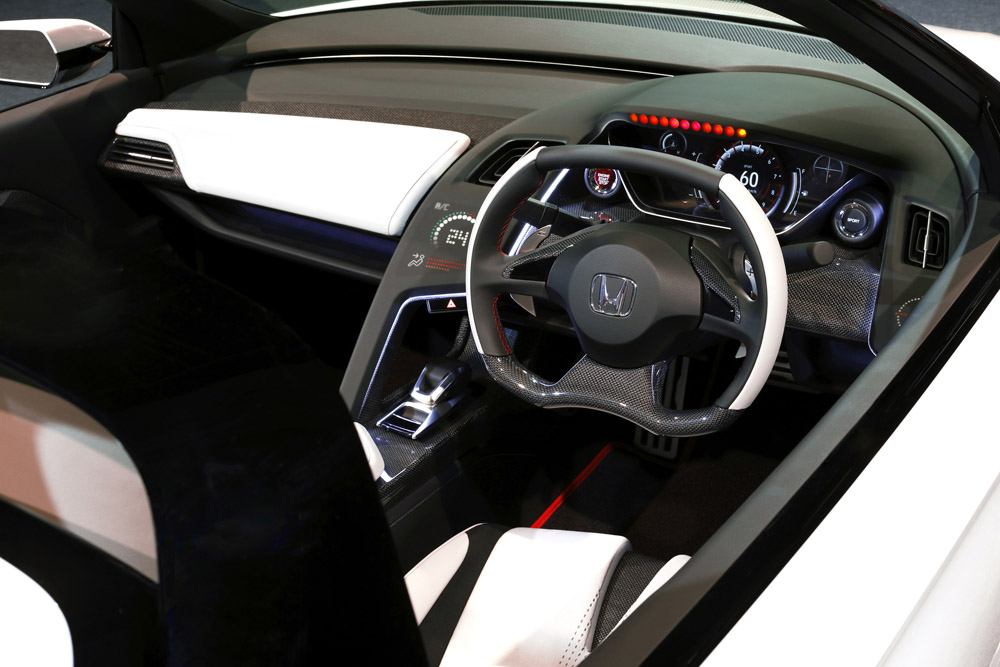 with a fun interior....