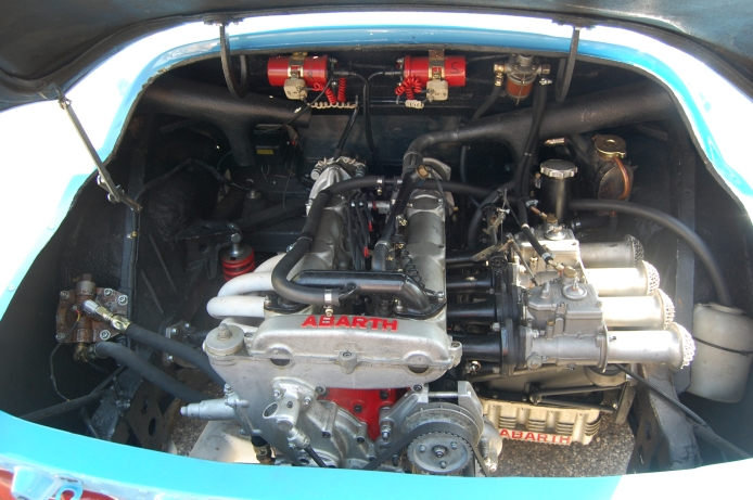 Abarth-Simca-1300-Engine]