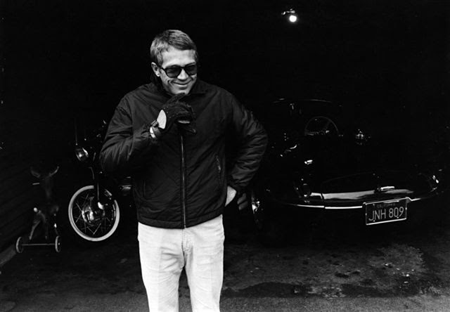 McQueen-Garage