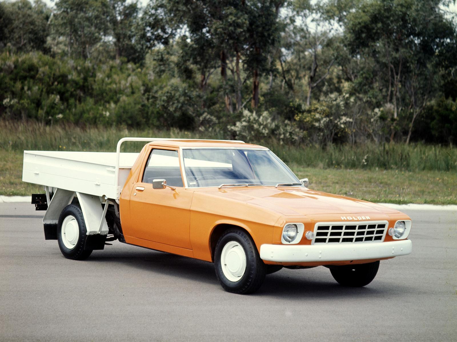 Holden One Tonner 1971