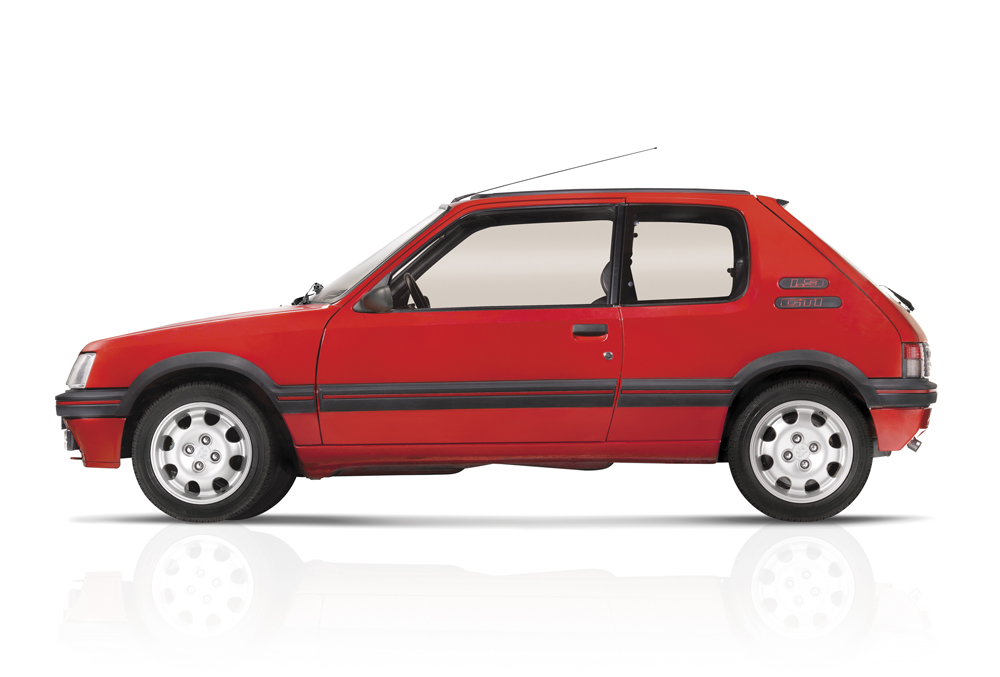 peugeot-205-gti-red
