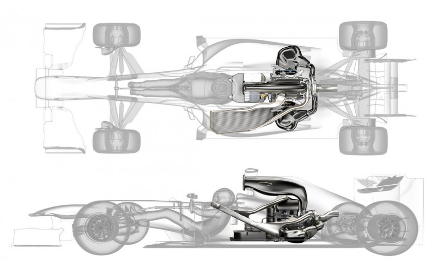 Engineering is stretched to the limit in the new F1 regs...
