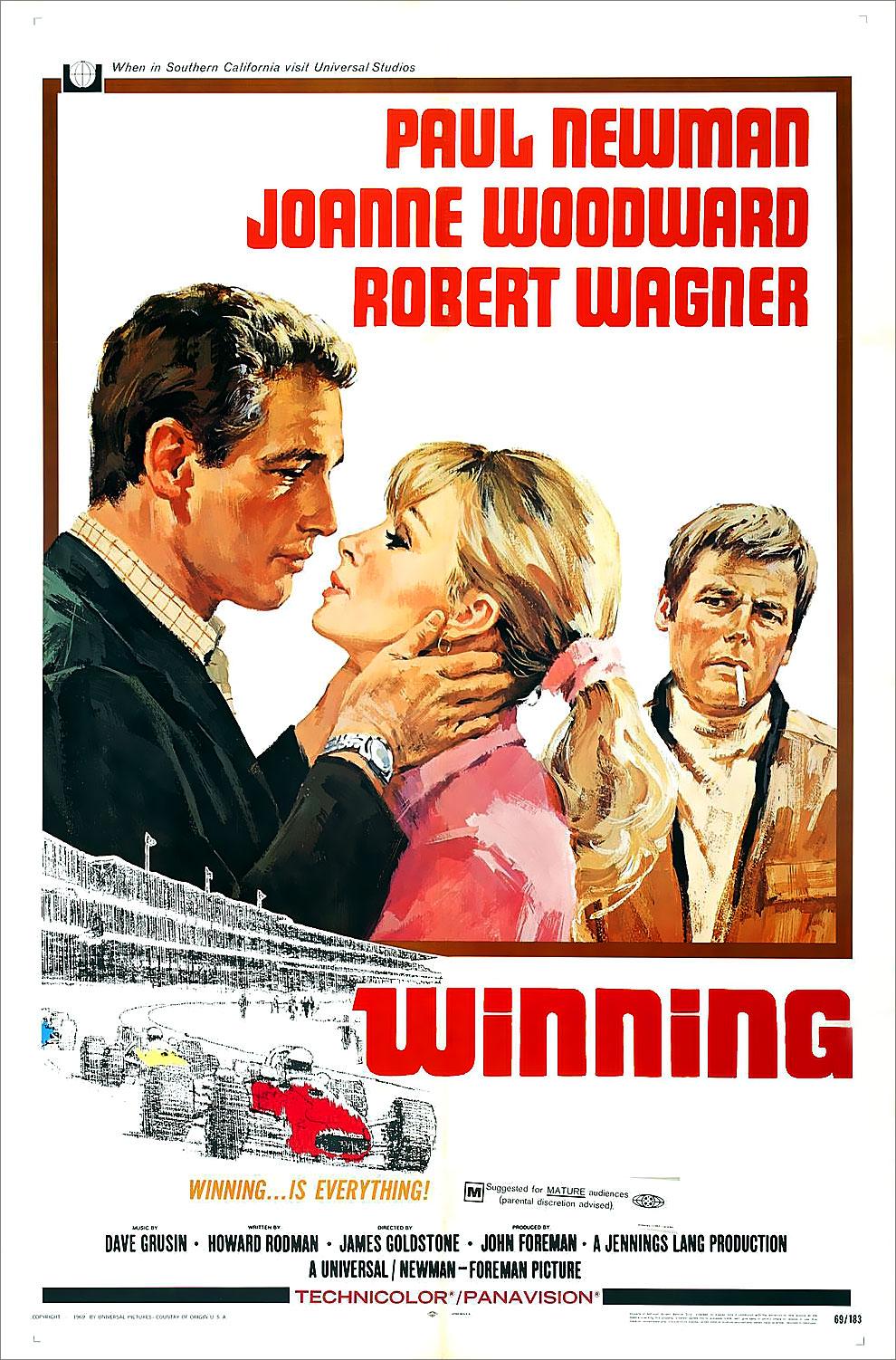 Paul-Newman-Winning-Movie-Poster