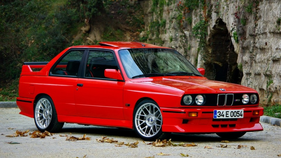 BMW M The Evolution Influx - 1992 bmw m3