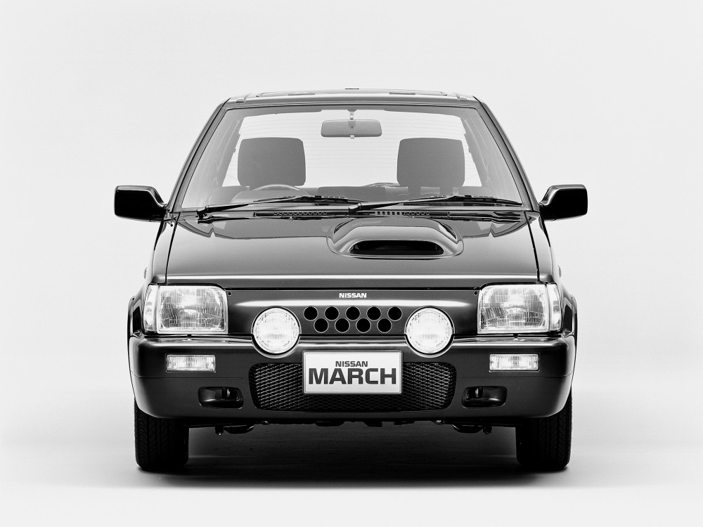 Nissan March Superturbo!