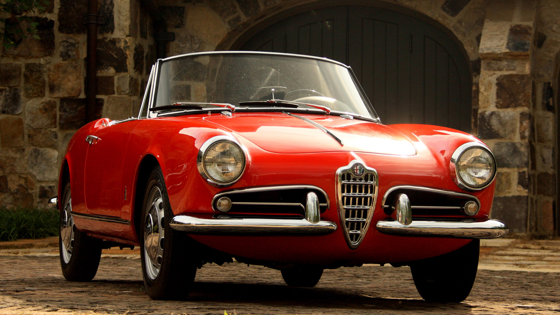 Car Crush Alfa Romeo Giulietta Spider Influx 155 Wiring Diagram