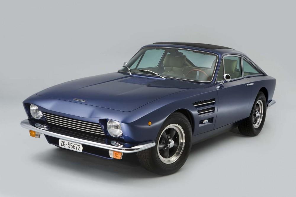 Corvette Ish But Resolutely English