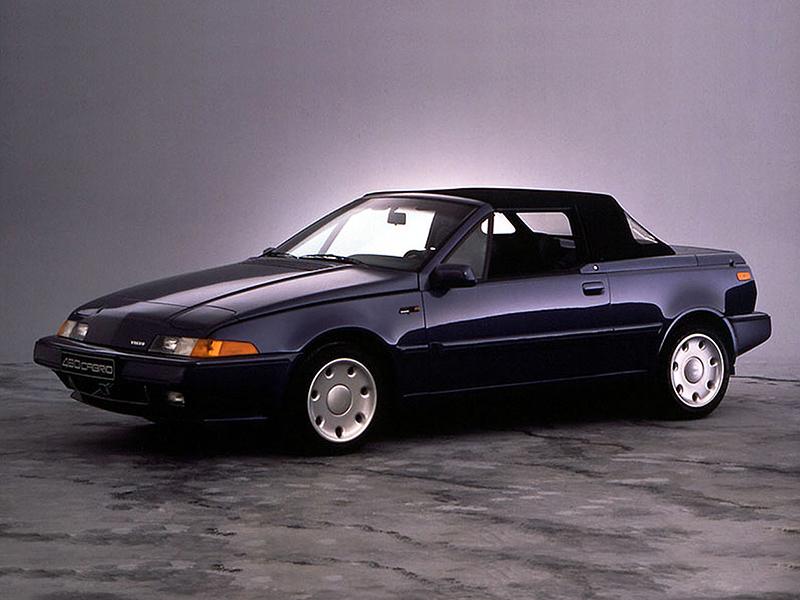 concept corner volvo 480 turbo cabrio influx magazine. Black Bedroom Furniture Sets. Home Design Ideas