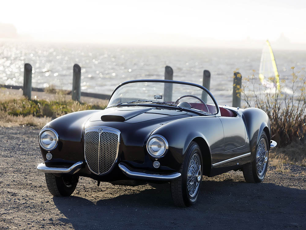 Car Crush Lancia Aurelia Gt Influx Magazine