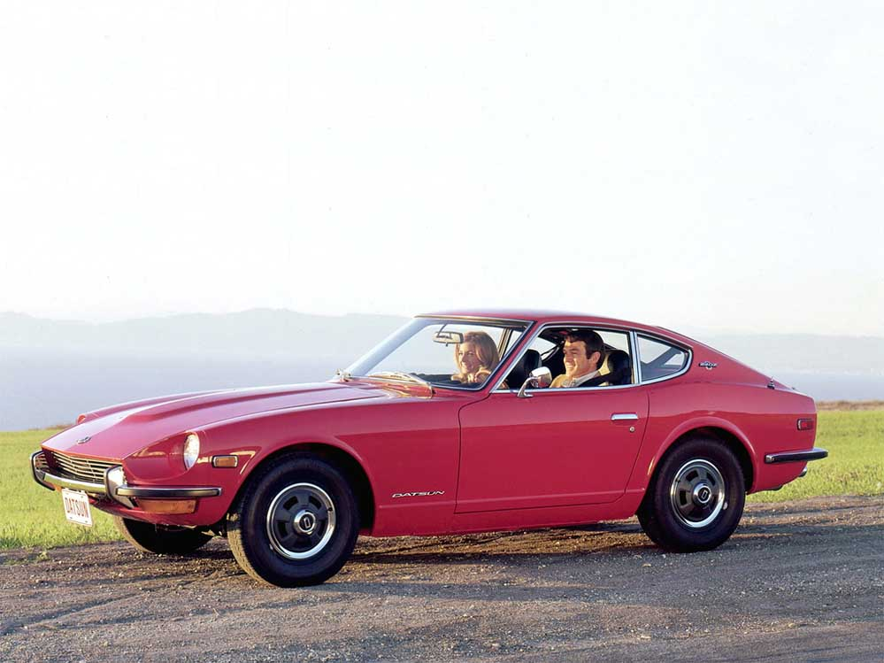 car crush datsun 240z influx magazine. Black Bedroom Furniture Sets. Home Design Ideas