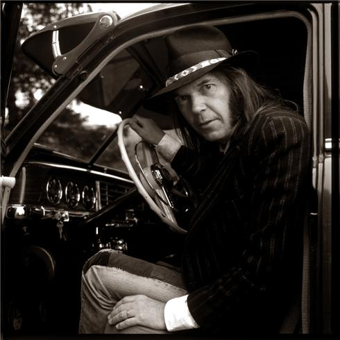 Neil Young Car