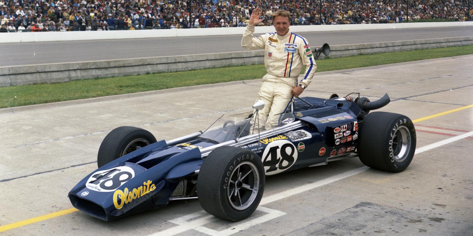 Dan Gurney Eagle Racing Cars