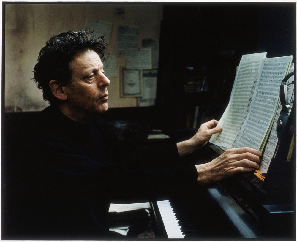Phillip-Glass