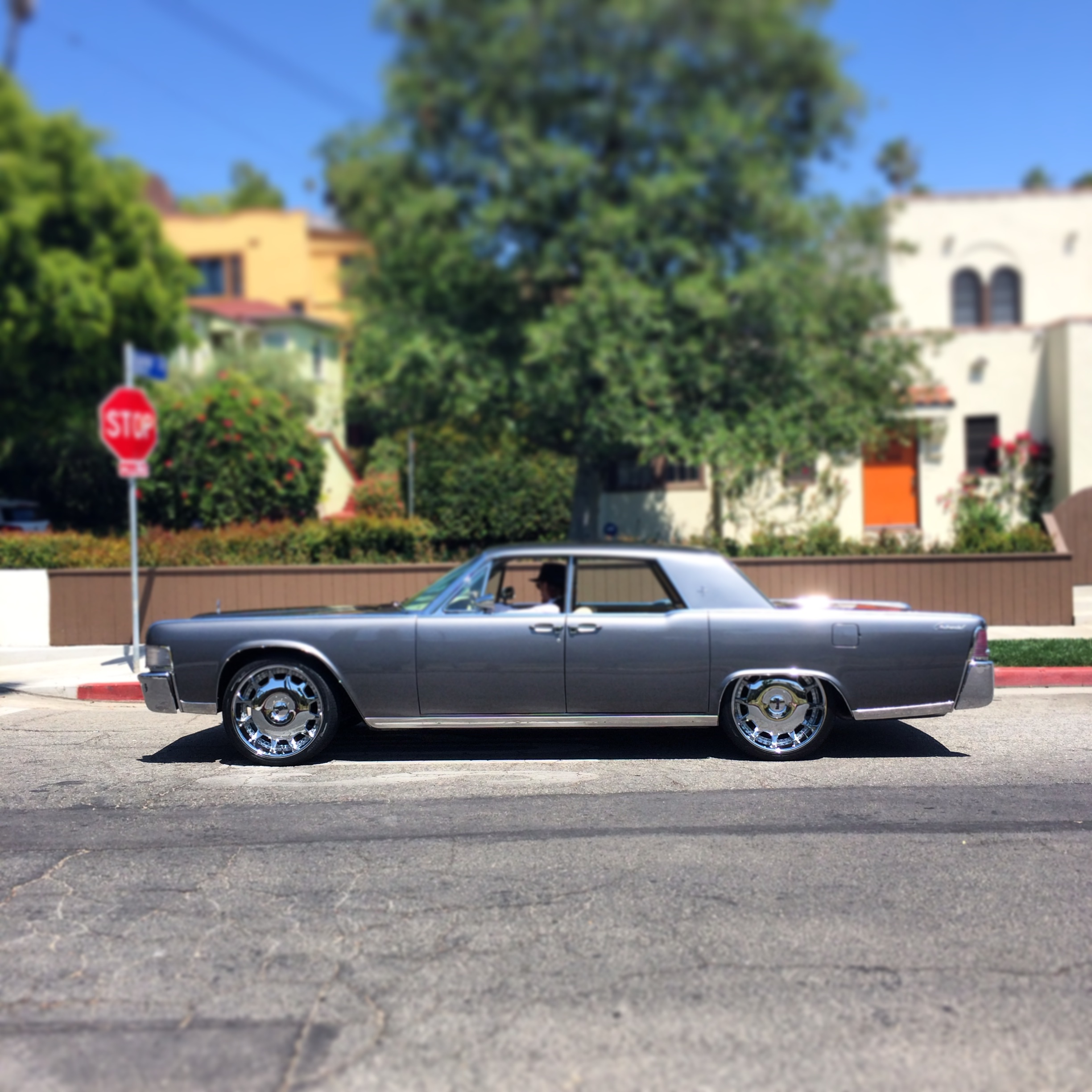 Dandy's '65 Continental is the quintessential land yacht.