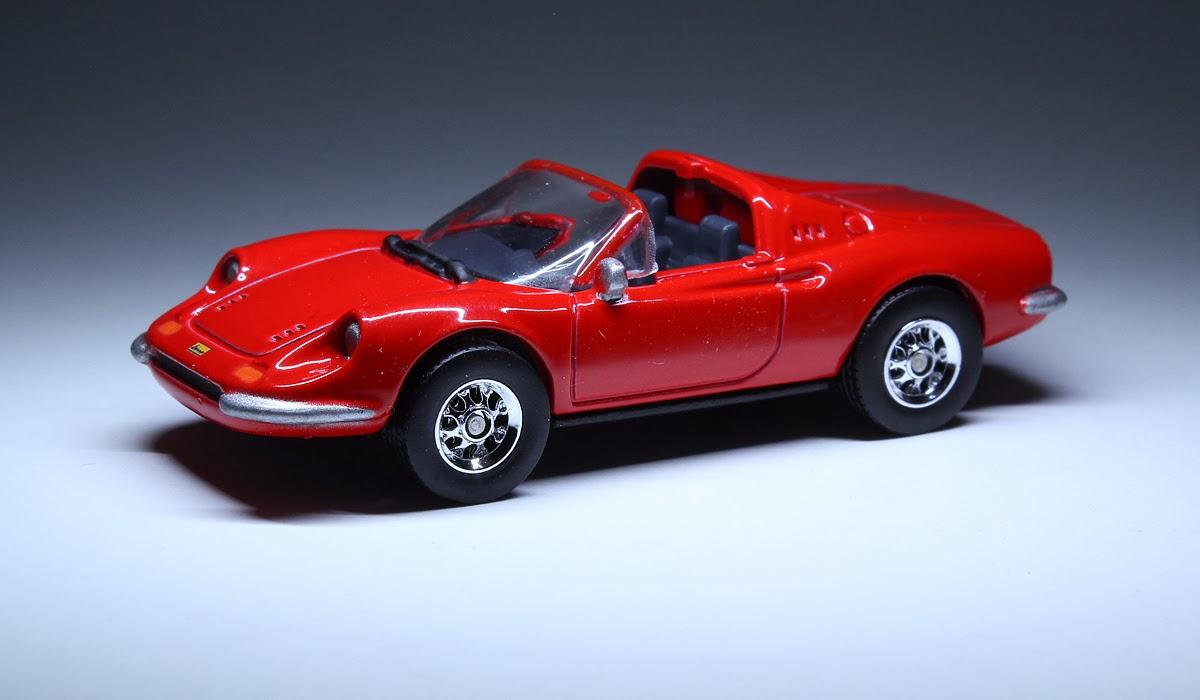 Ferrari Dino 246 GT (2014 Retro Entertainment)