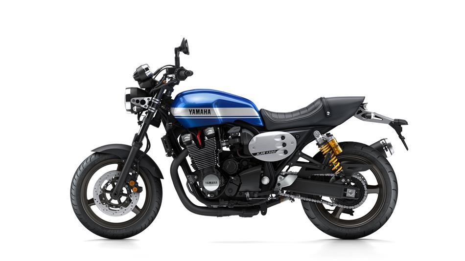 Bike Crush Yamaha XJR 1300