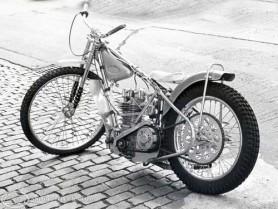 BSA Speedway Bike