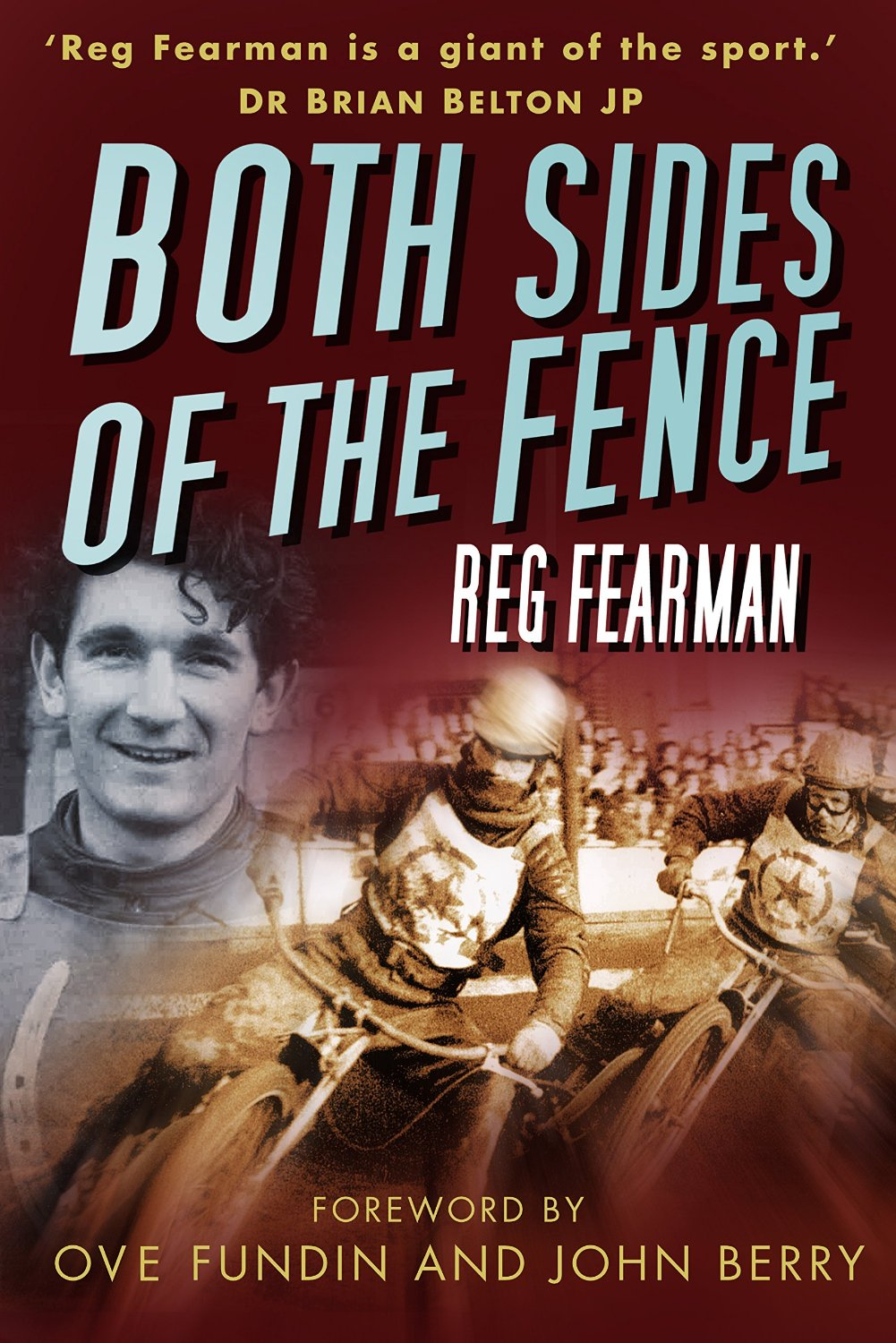 Both Sides of The Fence Book