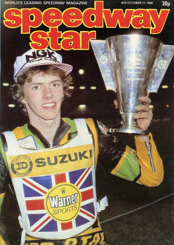 Speedway Star Cover