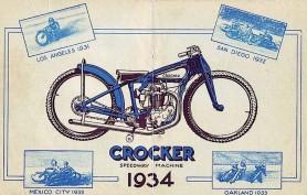 Crocker Bike