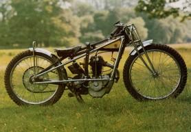 Vintage Speedway Bike