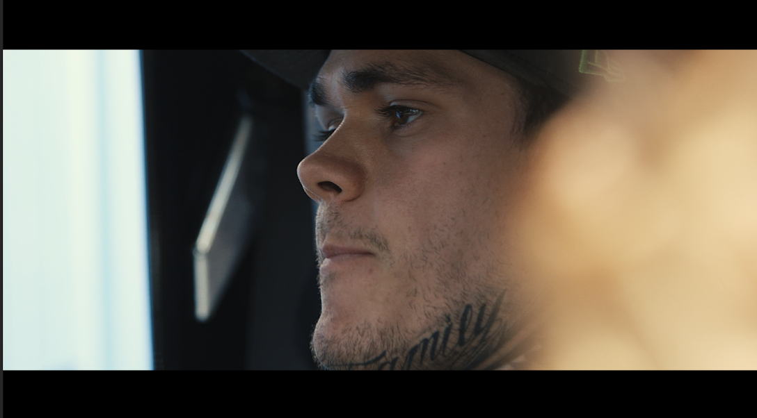 Tai Woffinden close up