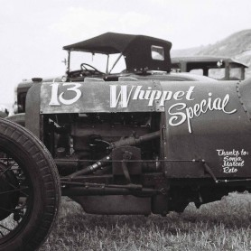 Single seat racer with Whippet grille shell