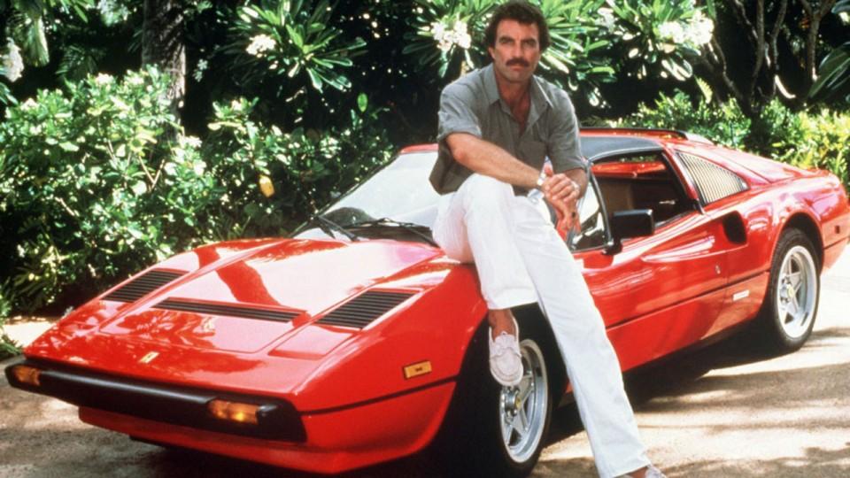 The Magnum Ferrari - Influx